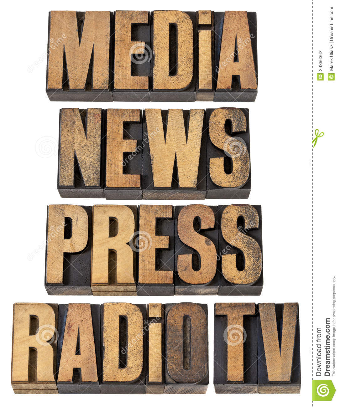 Media, news, press, radio and tv
