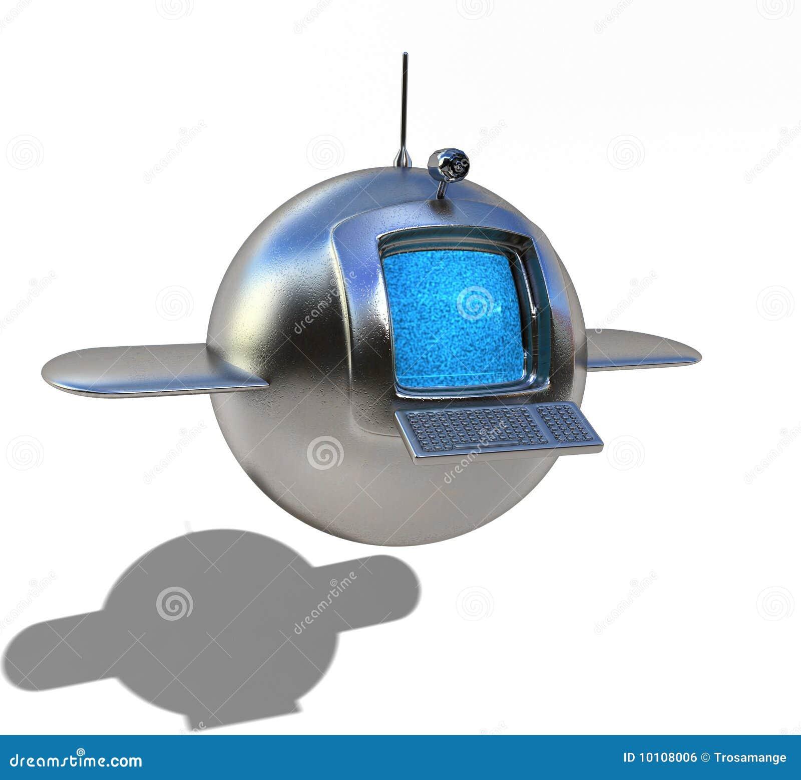 Media satélites