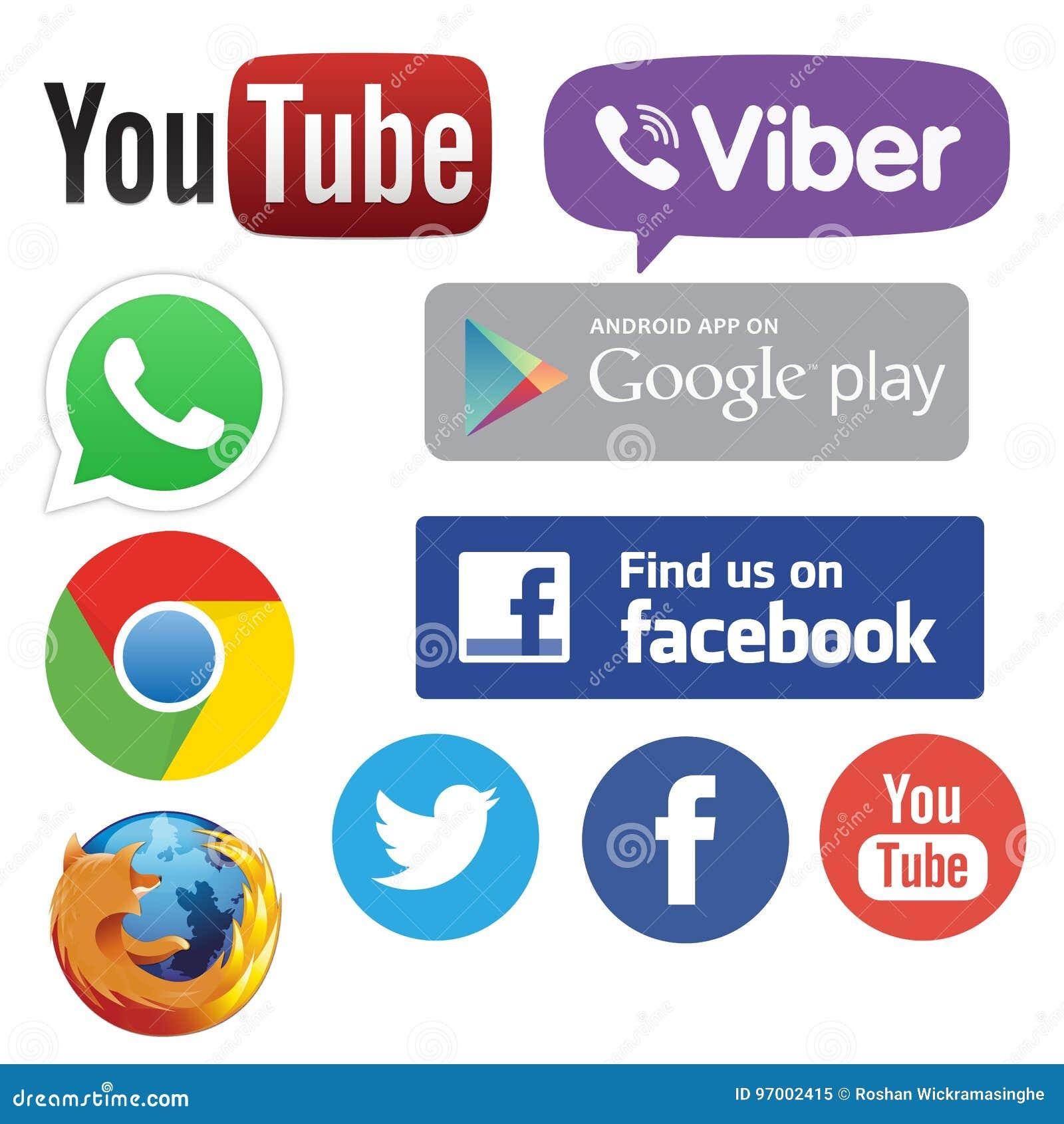 62847feba190cb Sommige belangrijke apps zoals het chroom van het facebook youtube viber  whatsapp google spel firefox vinden ons op de emblemen van de  facebooktjilpen