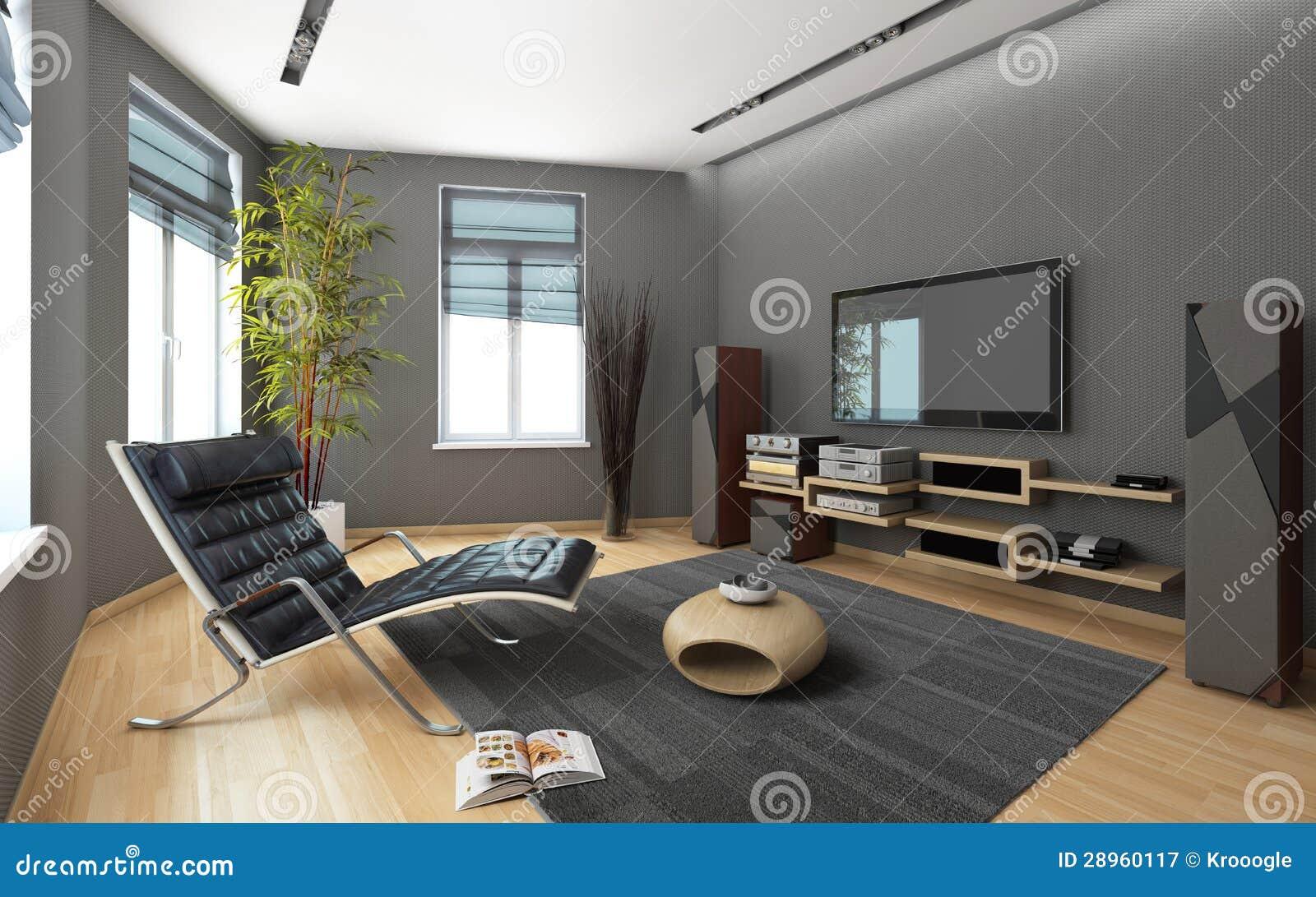 Medialny pokój Z stereo