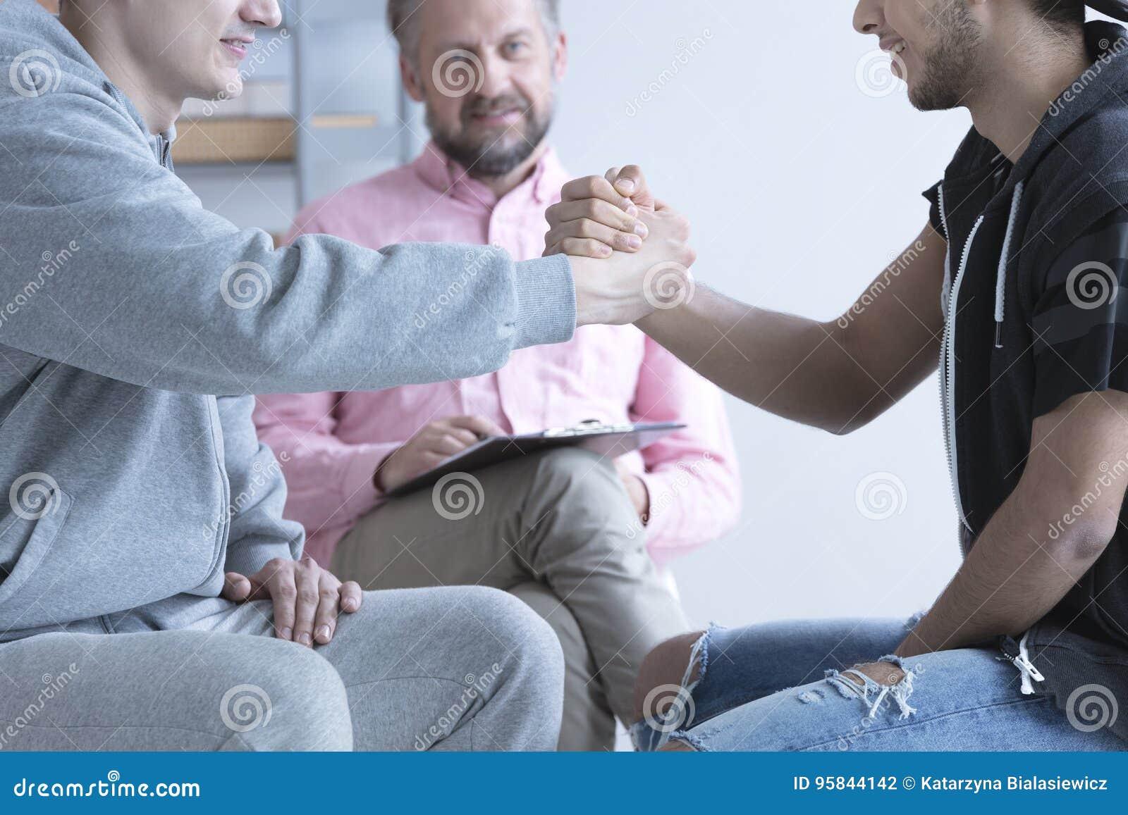 Mediazione fra due adolescenti