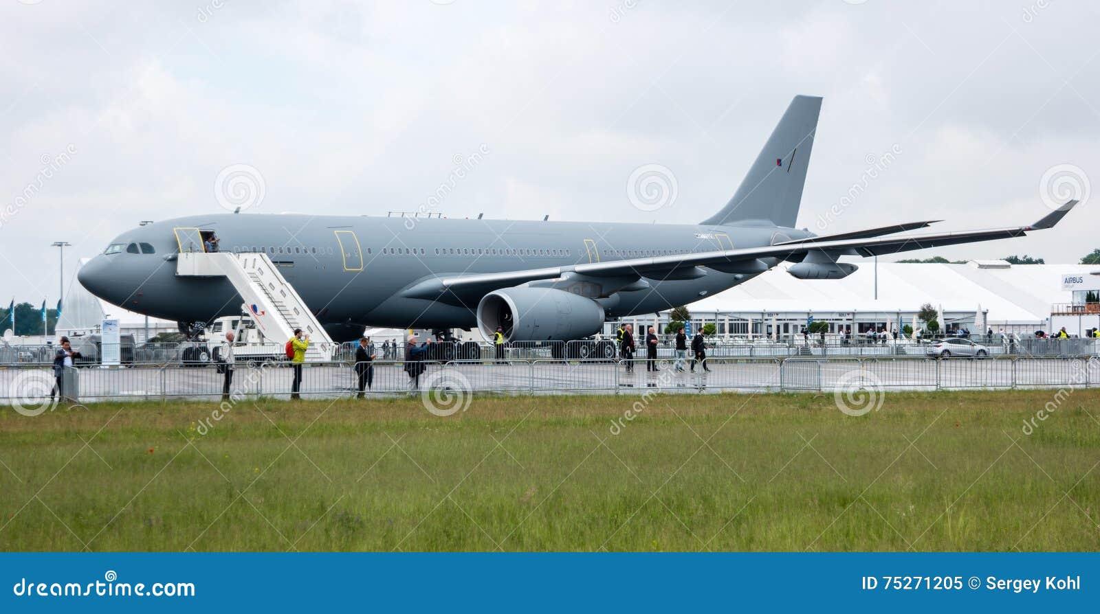 The Medical Aircraft Airbus A310-304 MRTT MedEvac August Euler