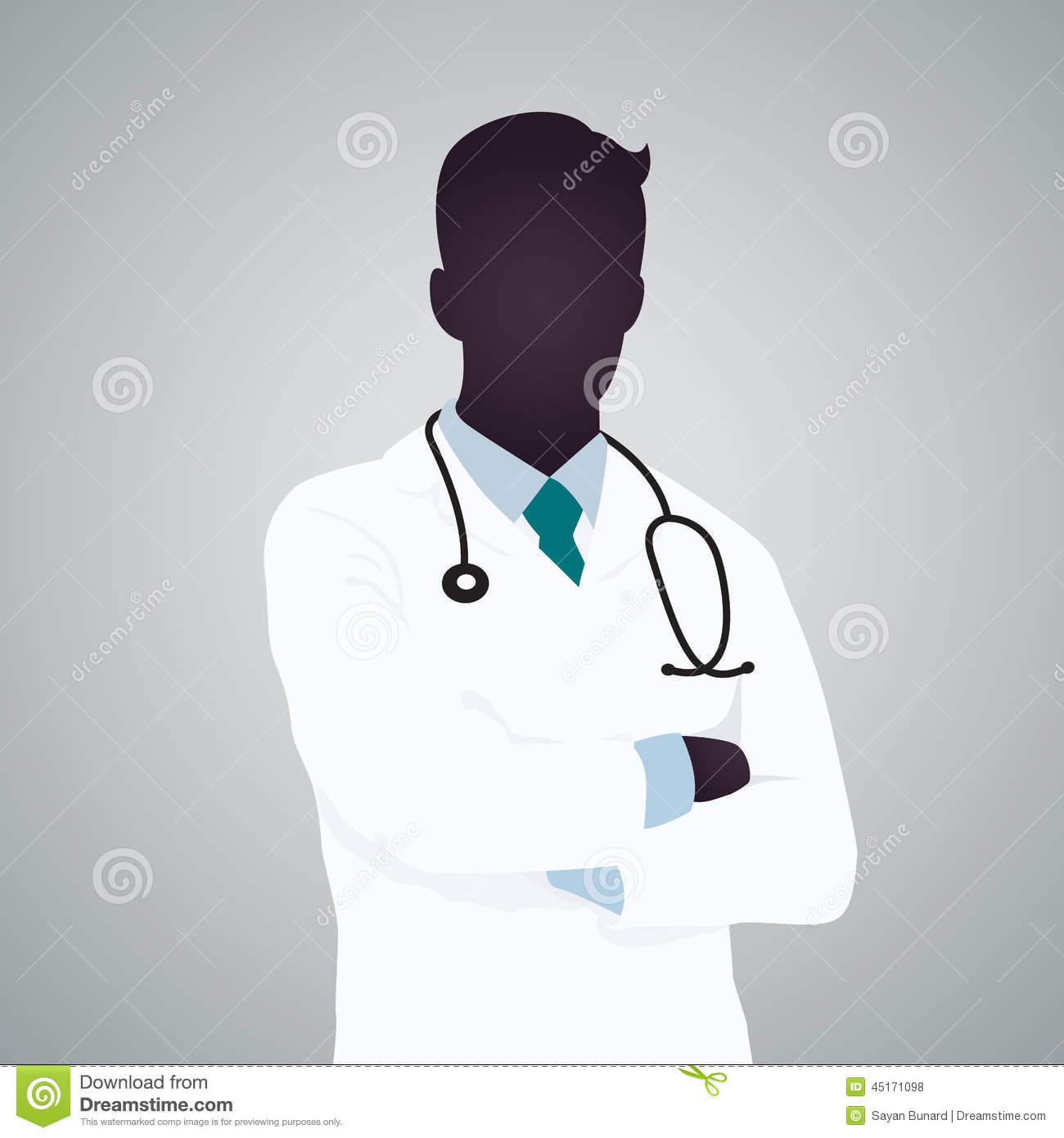 Medical doctor icon vector illustration eps 10.