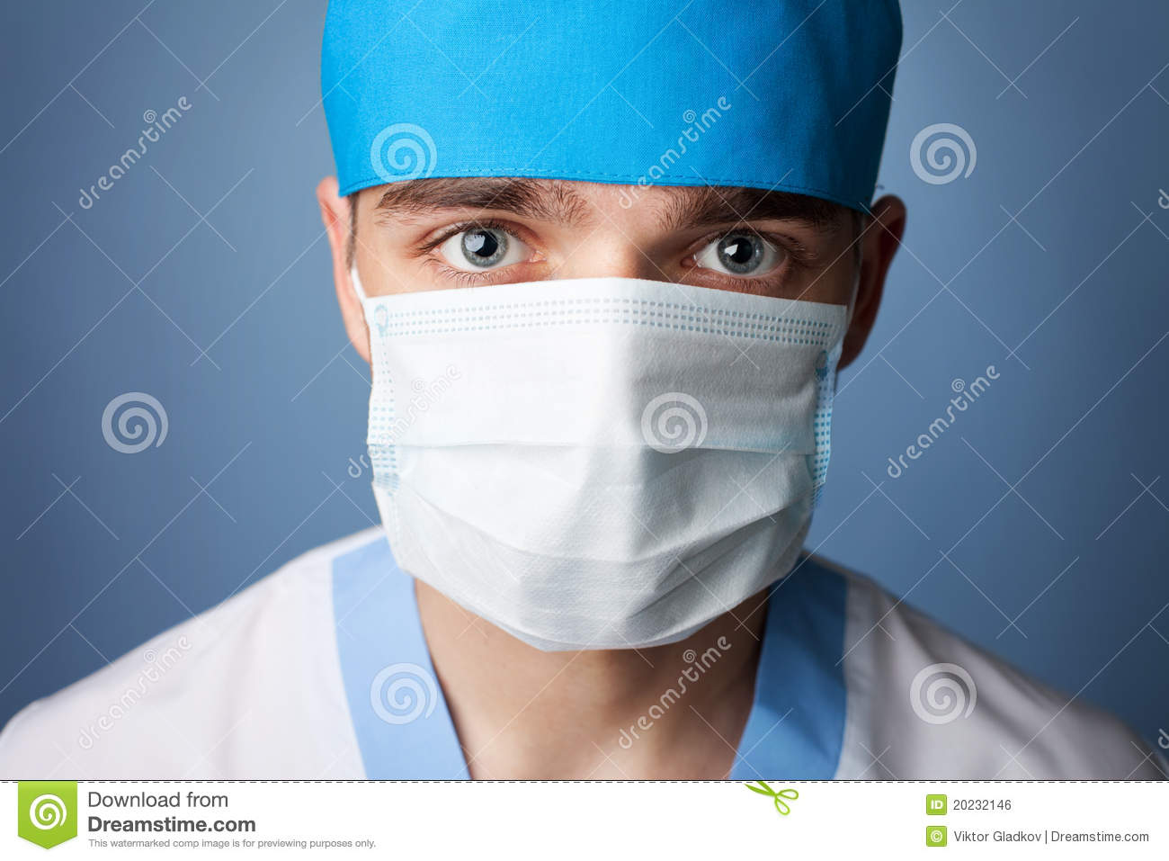 Astounding Medical Doctor In Mask Royalty Free Stock Image Image Funny Birthday Cards Online Ioscodamsfinfo