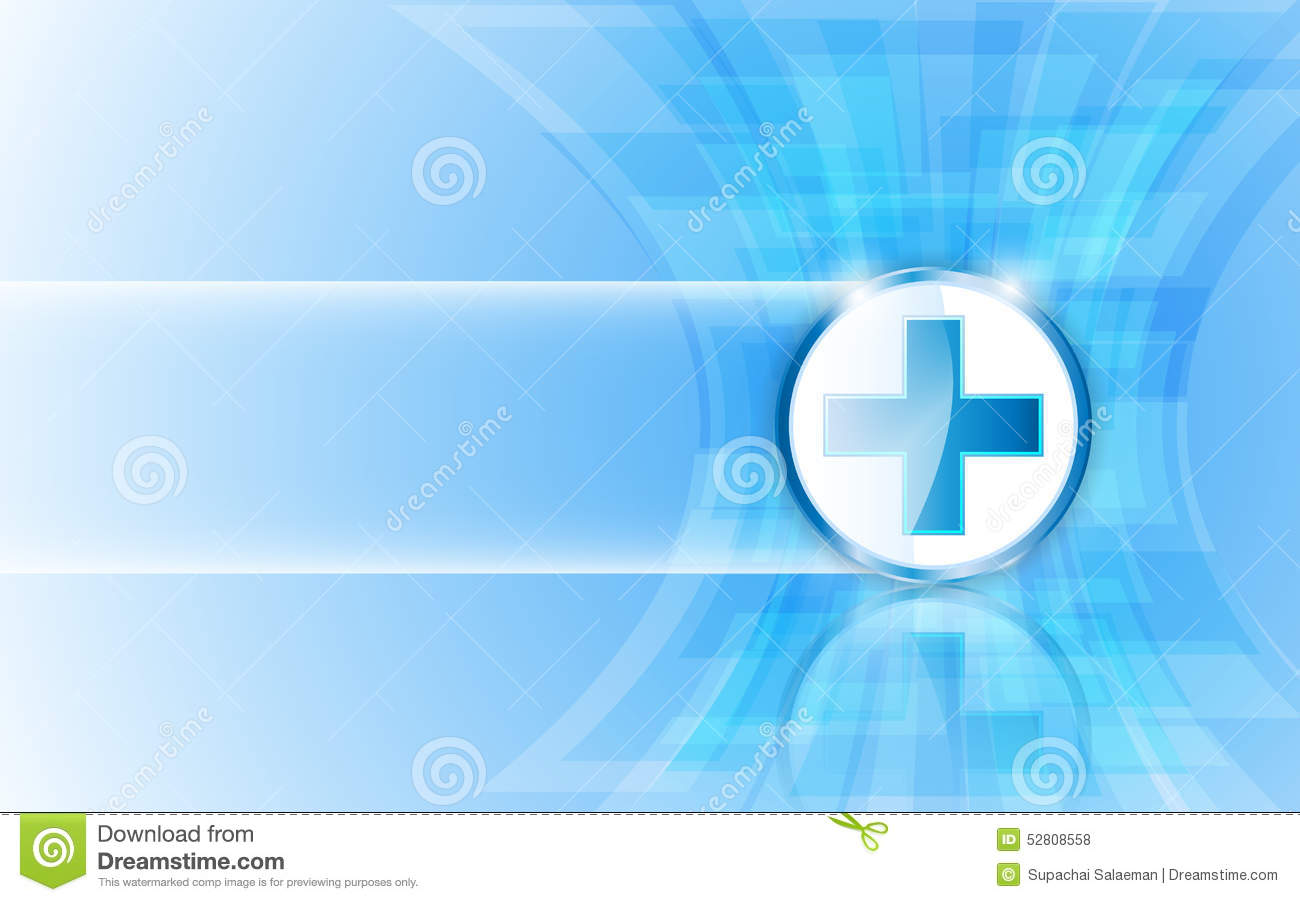 Medical Care Design Royalty Free Illustration