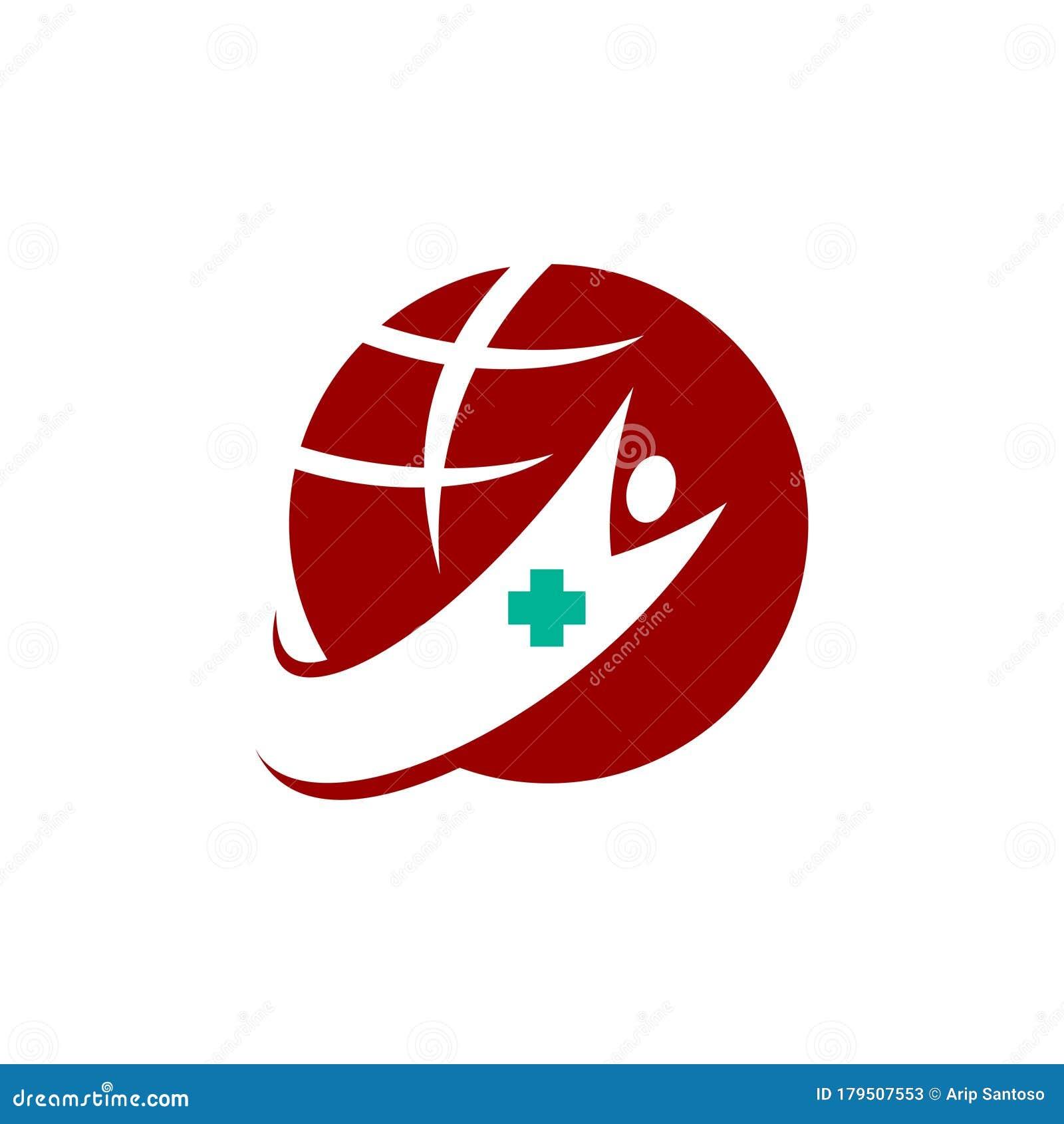 Medical Health World Clinic Illustration Logo Vector ...