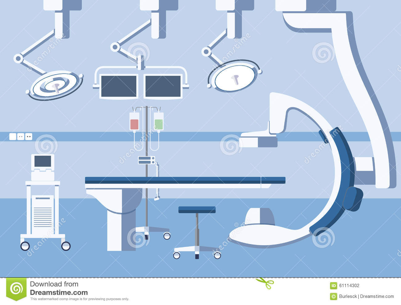 Operating Room Surgical Lighting