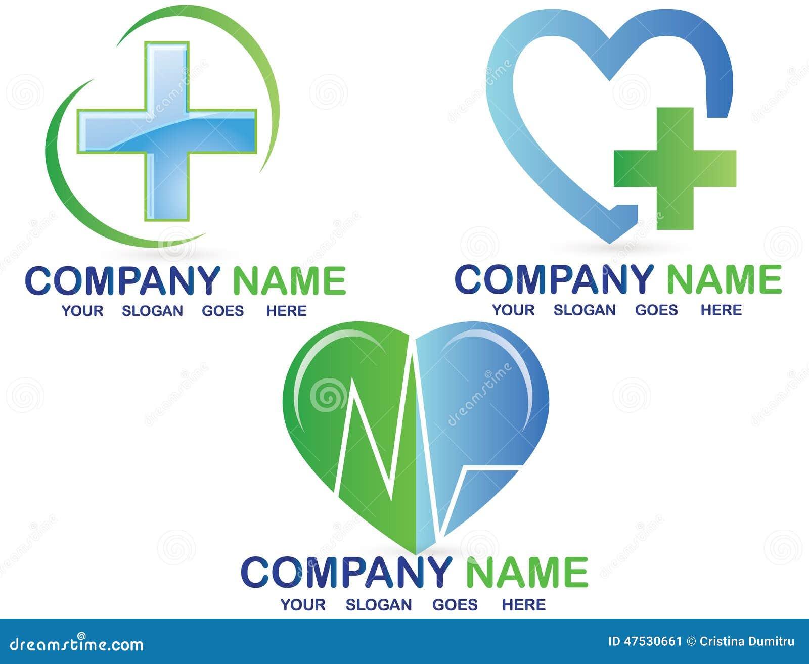 Medical Logo Stock Illustration