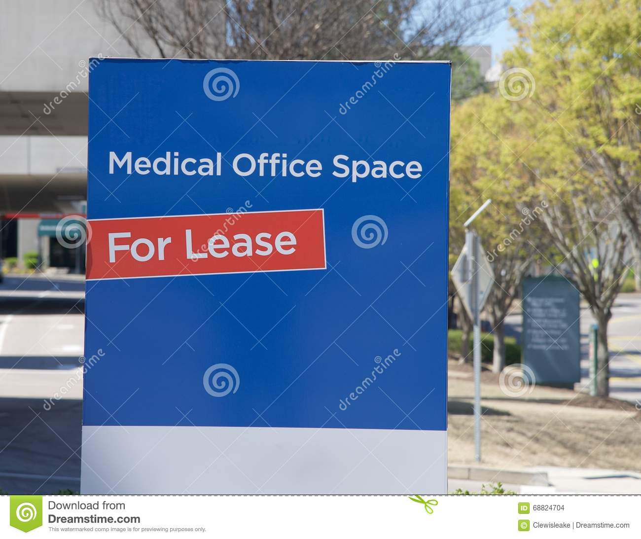 medical office space for lease stock photo image 68824704