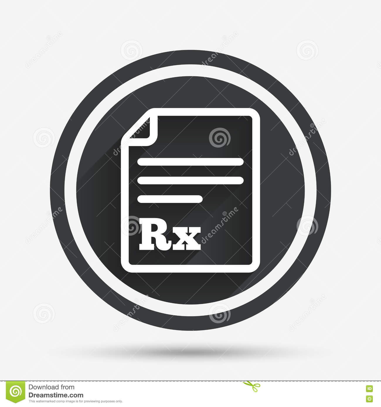 Rx symbol on mortar vector illustration cartoondealer 42095688 buycottarizona
