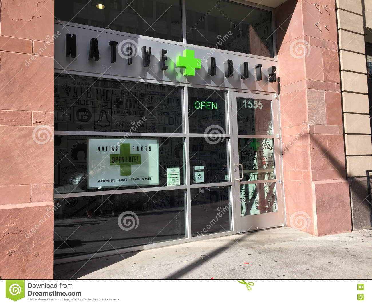 Medical And Recreational Marijuana Dispensary In Denver