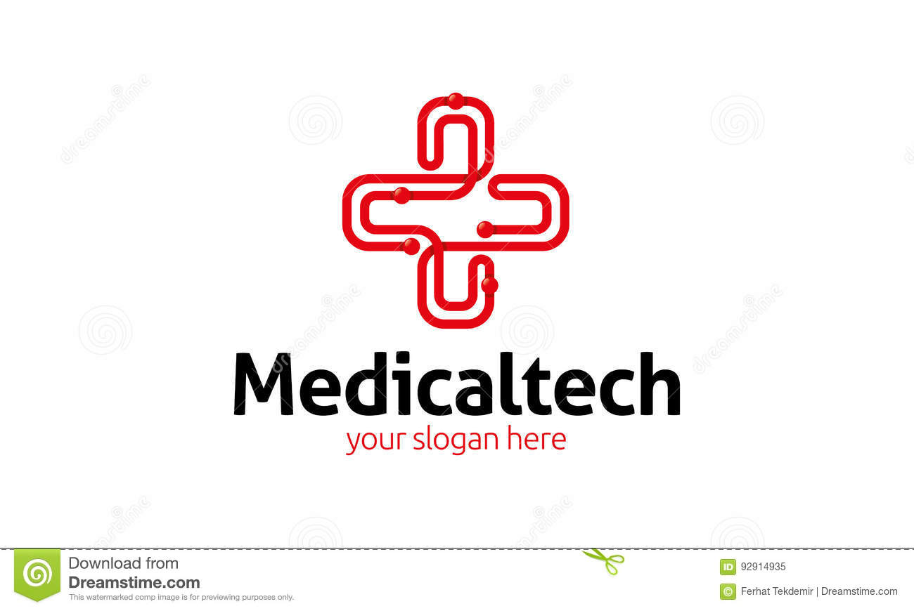 Medical logo stock photos download 2682 images medical tech logo minimalist and modern medical logo template simple work and adjusted to buycottarizona