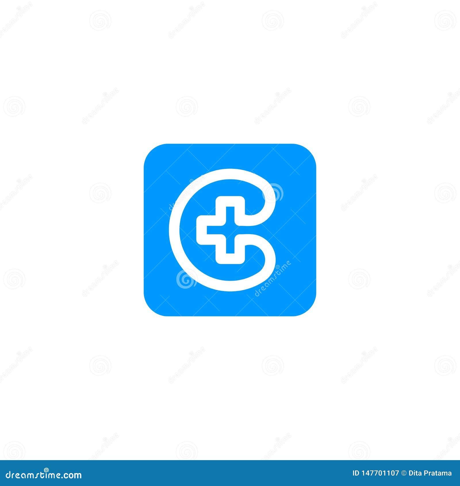 Medical telephone logo.