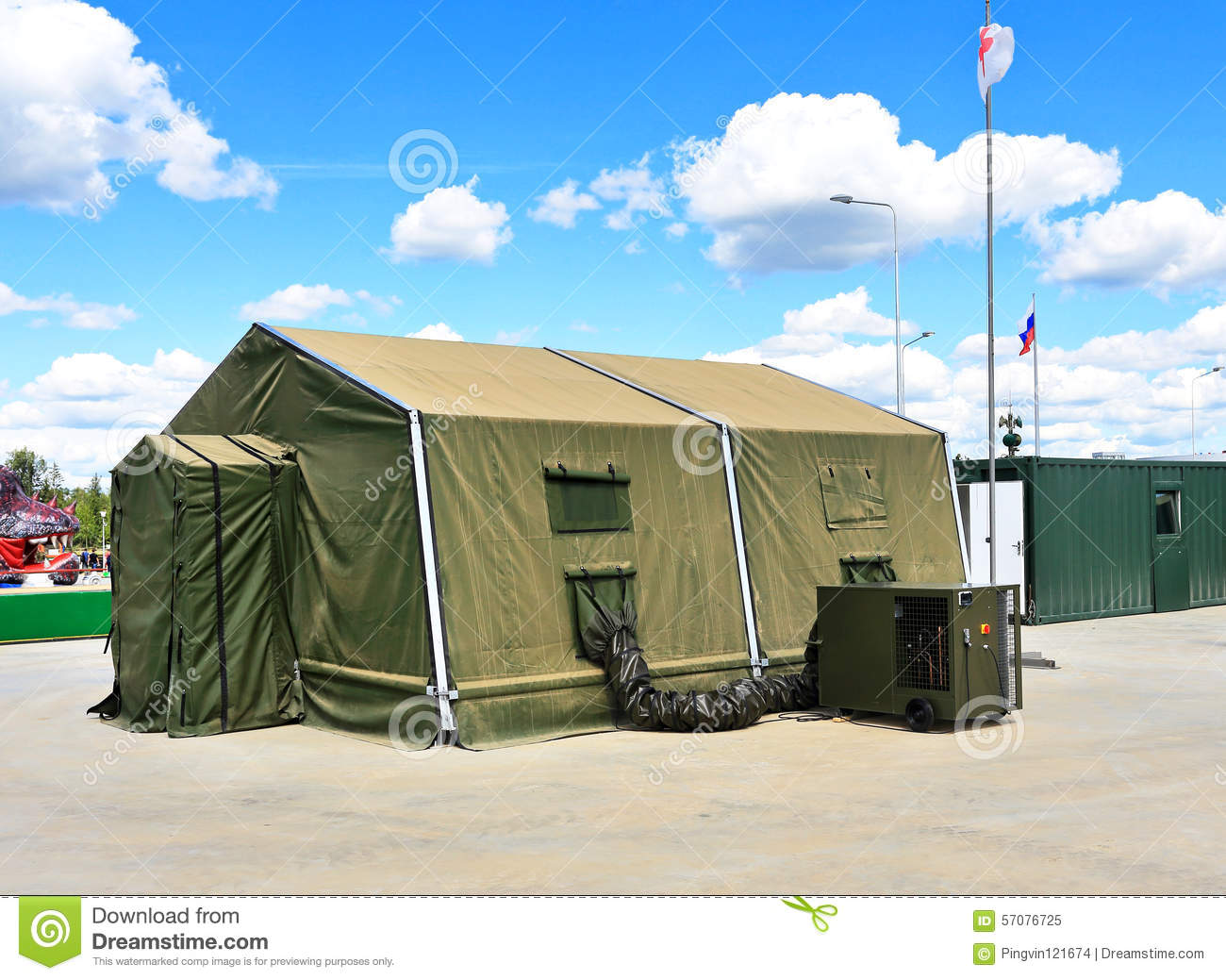 Medical tent & Medical tent stock image. Image of protective laboratory - 57076725
