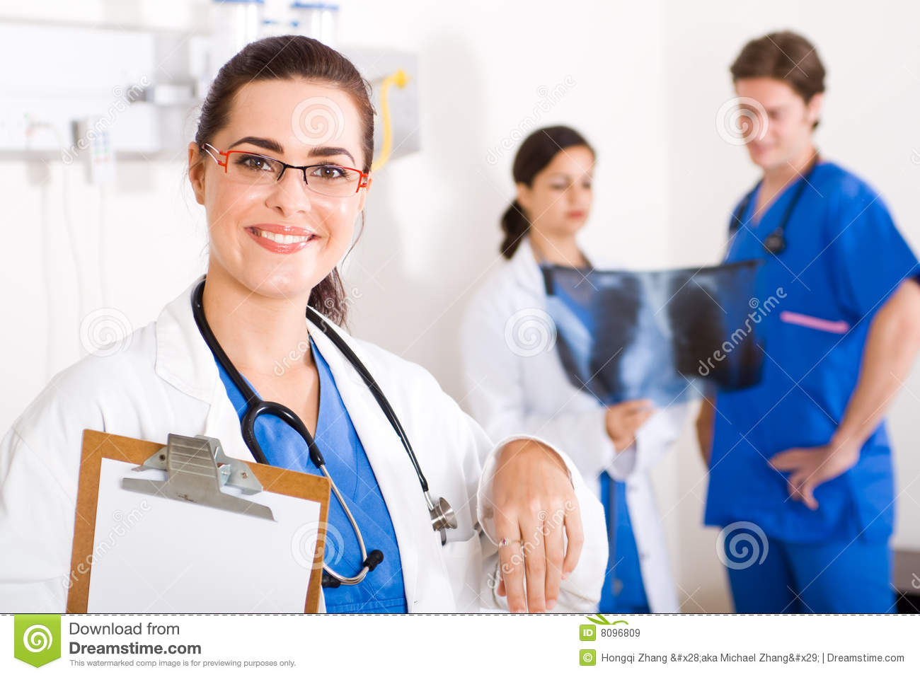 Medical workers