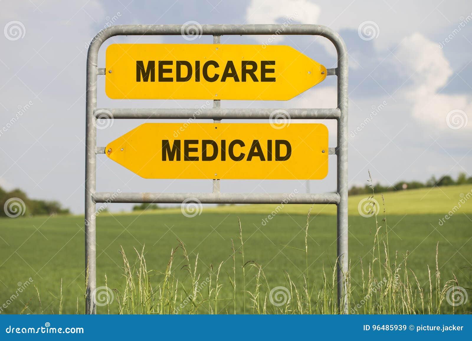 Medicare ή medicaid