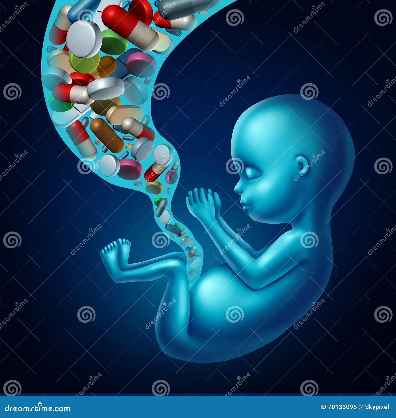Medicin och havandeskap