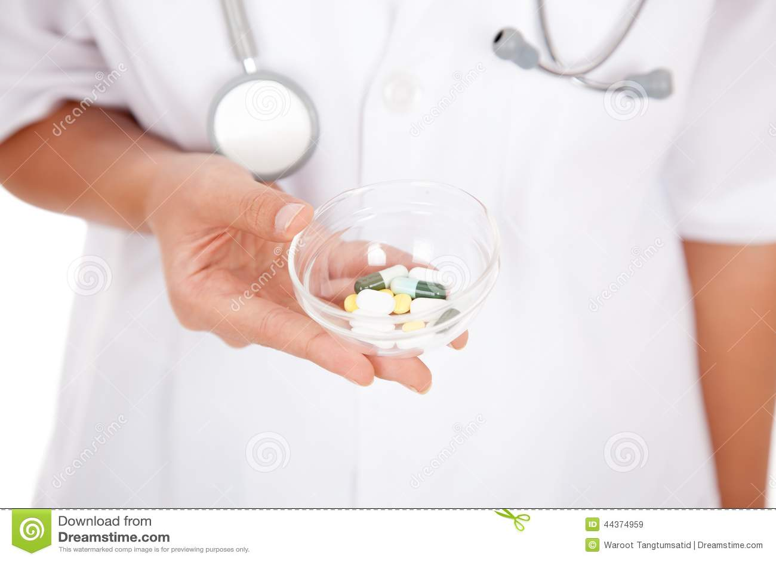 Medicina della tenuta di medico