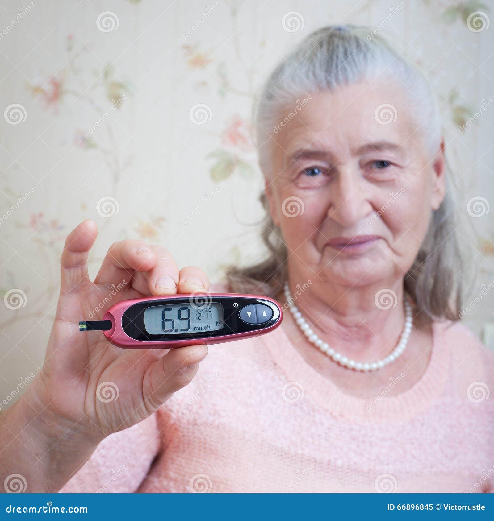 diabetes para el cuidado de la edad