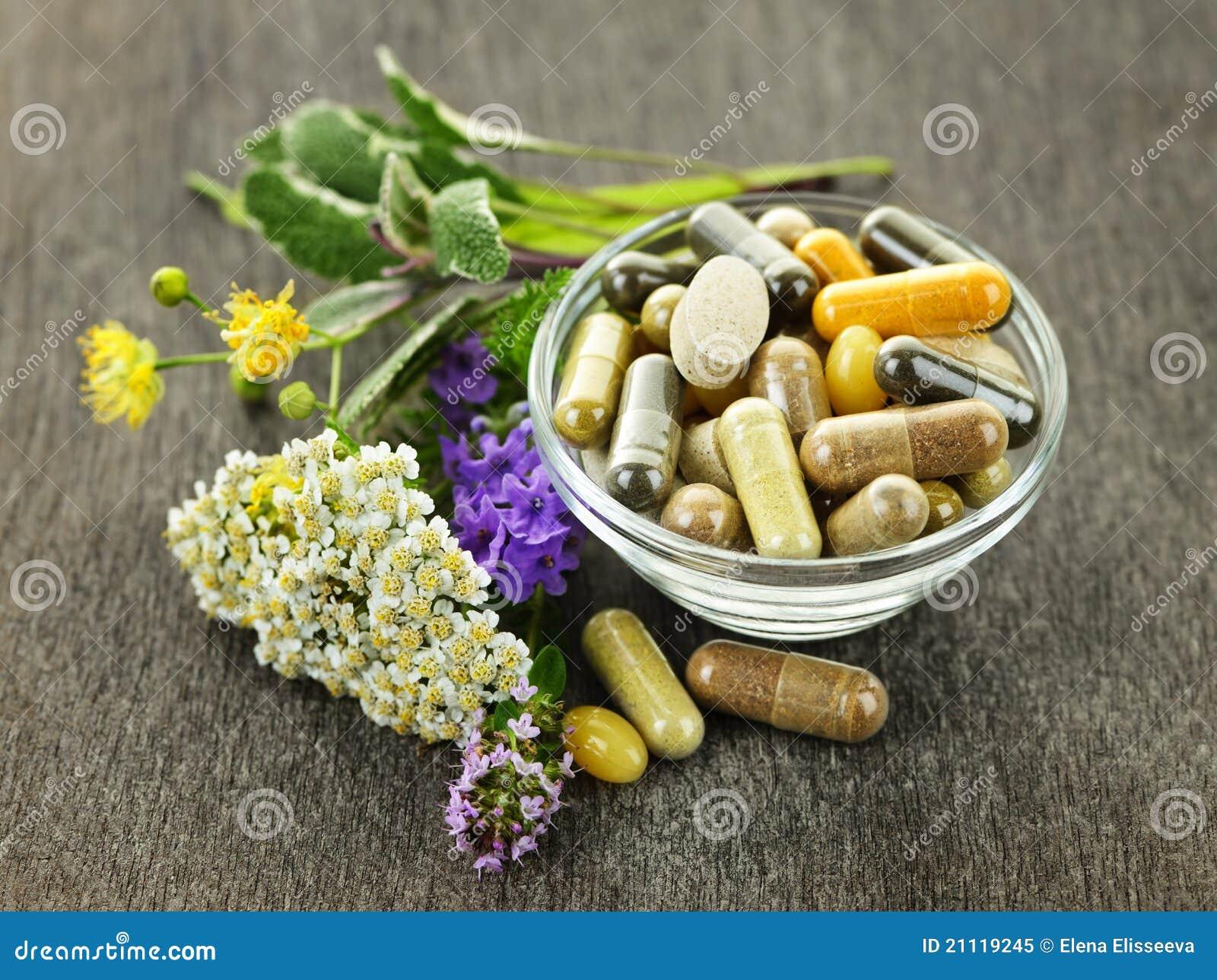 Medicina erval e ervas