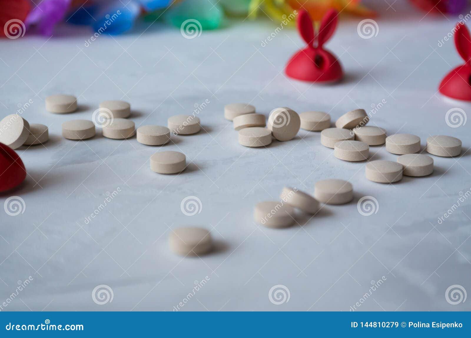 Medicina: pillole e vitamine