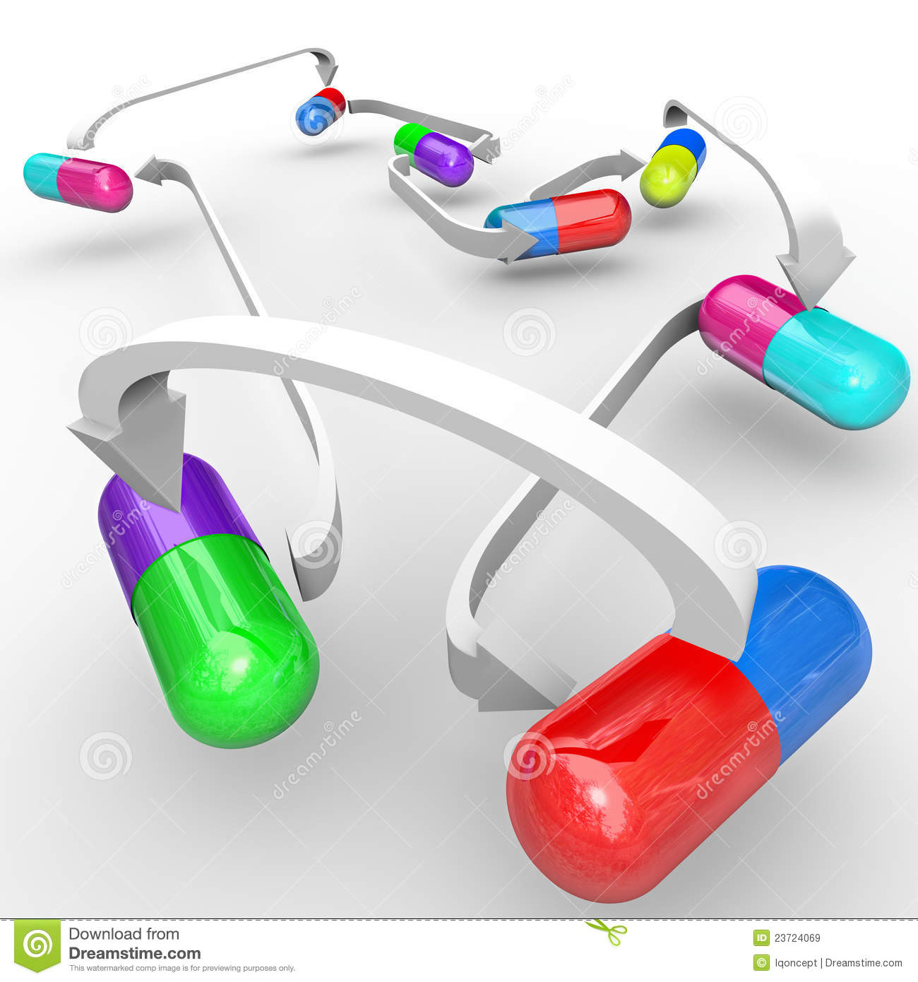 drug interaction stock photos - image: 3651683, Skeleton