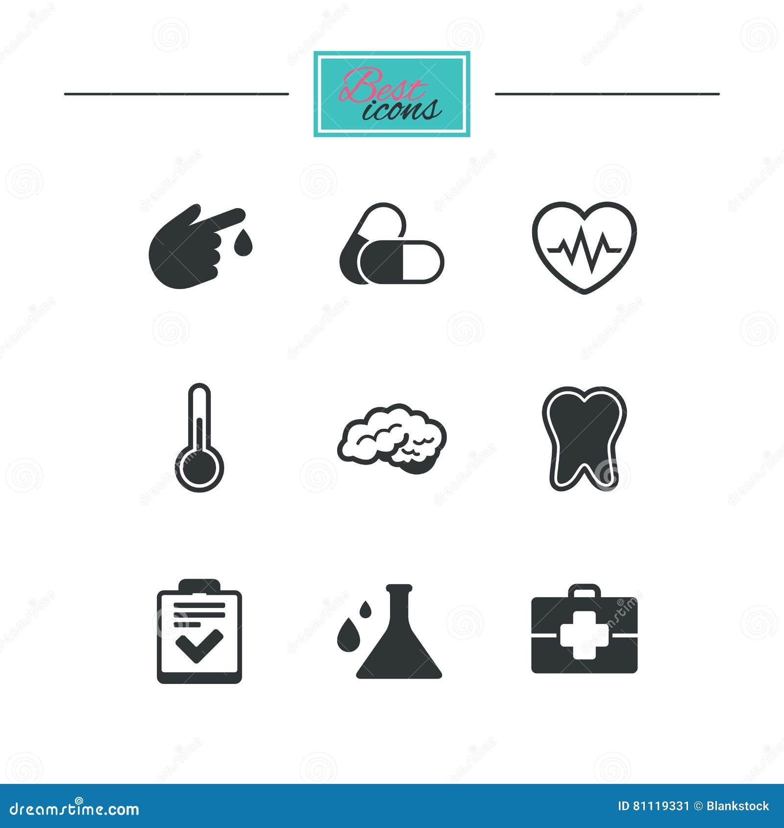 Medicine healthcare and diagnosis icons stock vector royalty free vector biocorpaavc Gallery