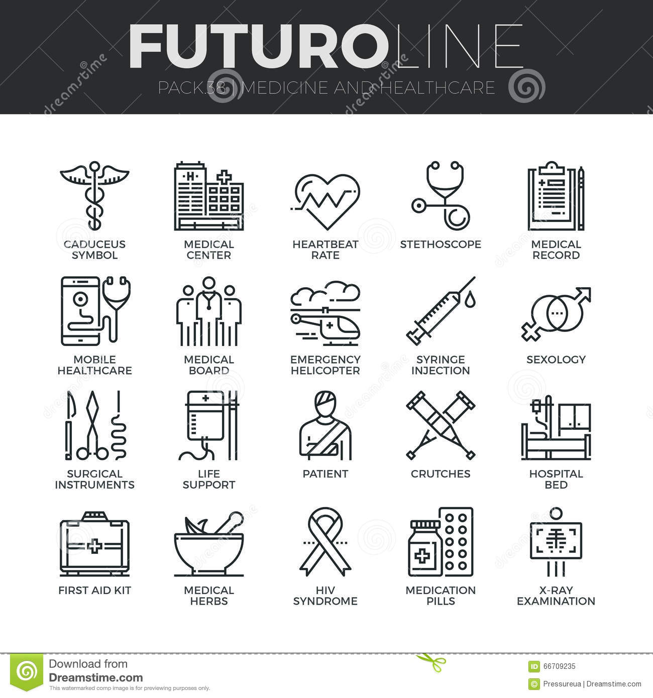 Icons set premium quality of healthcare professionals and medical medicine and healthcare futuro line icons set royalty free stock photo biocorpaavc Choice Image