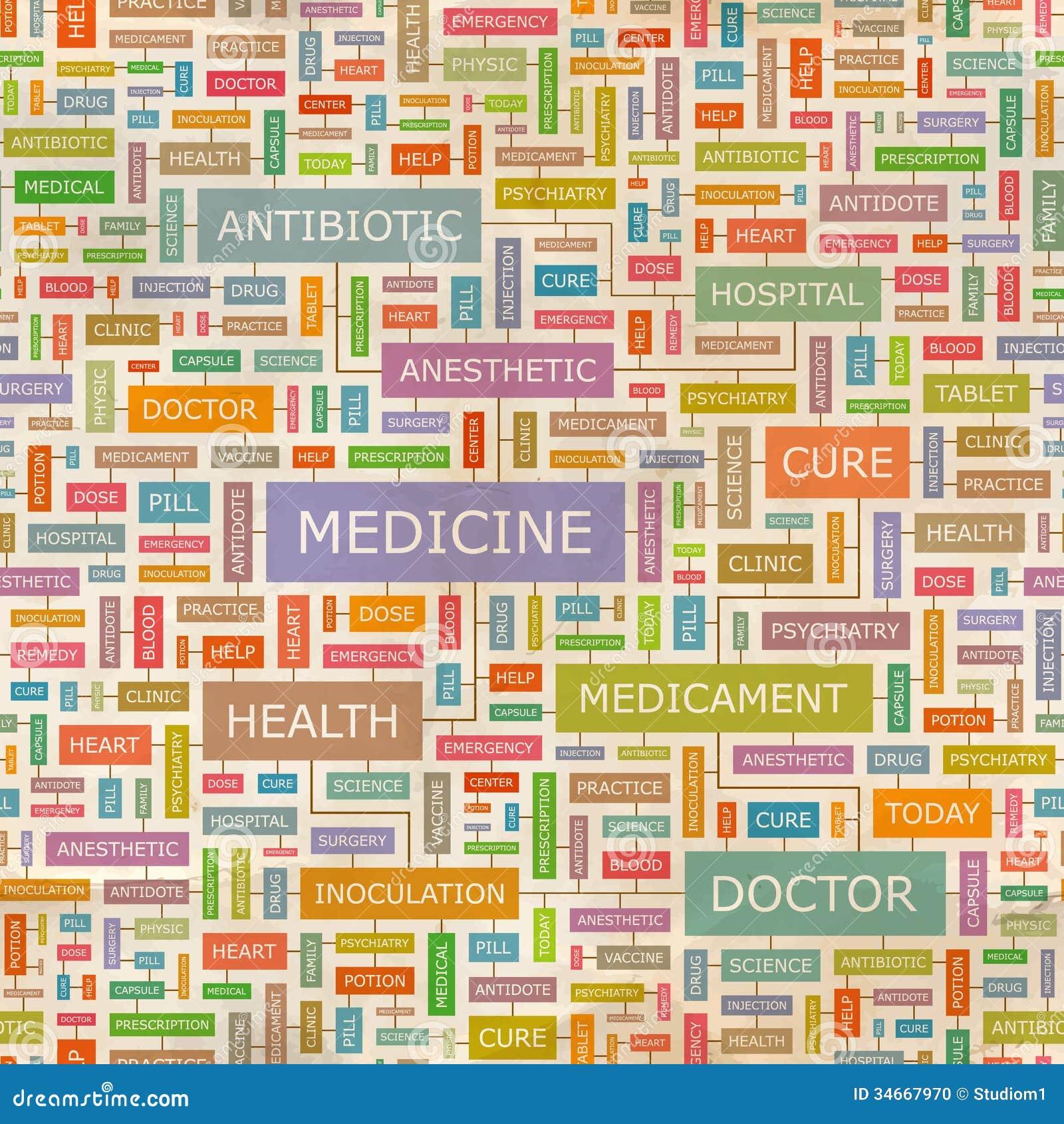 Medicine Stock Photo - Image: 34667970