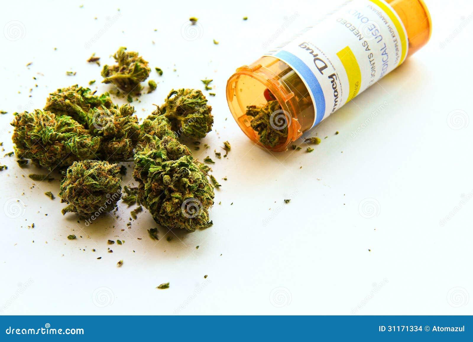Medicinsk marijuana A
