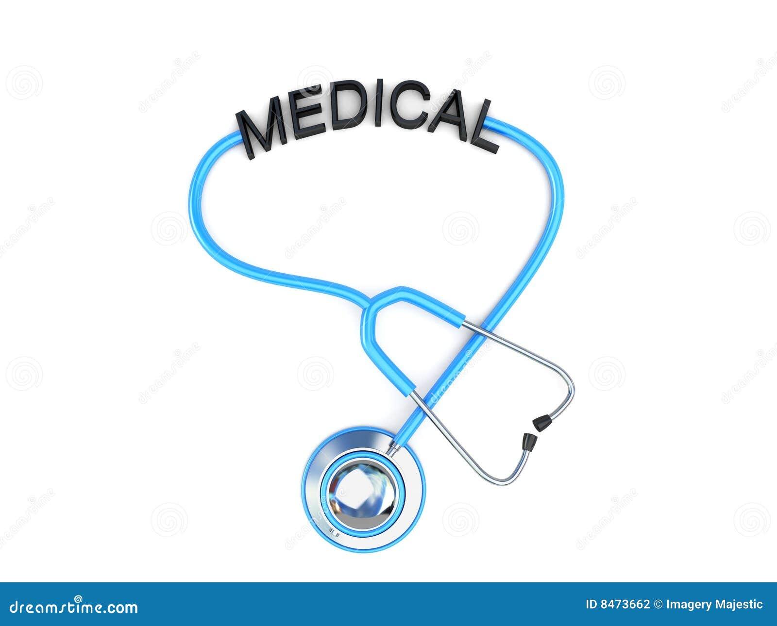 Medicinsk stetoskoptext