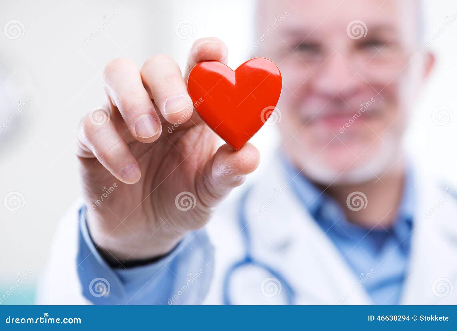 Medico con cuore