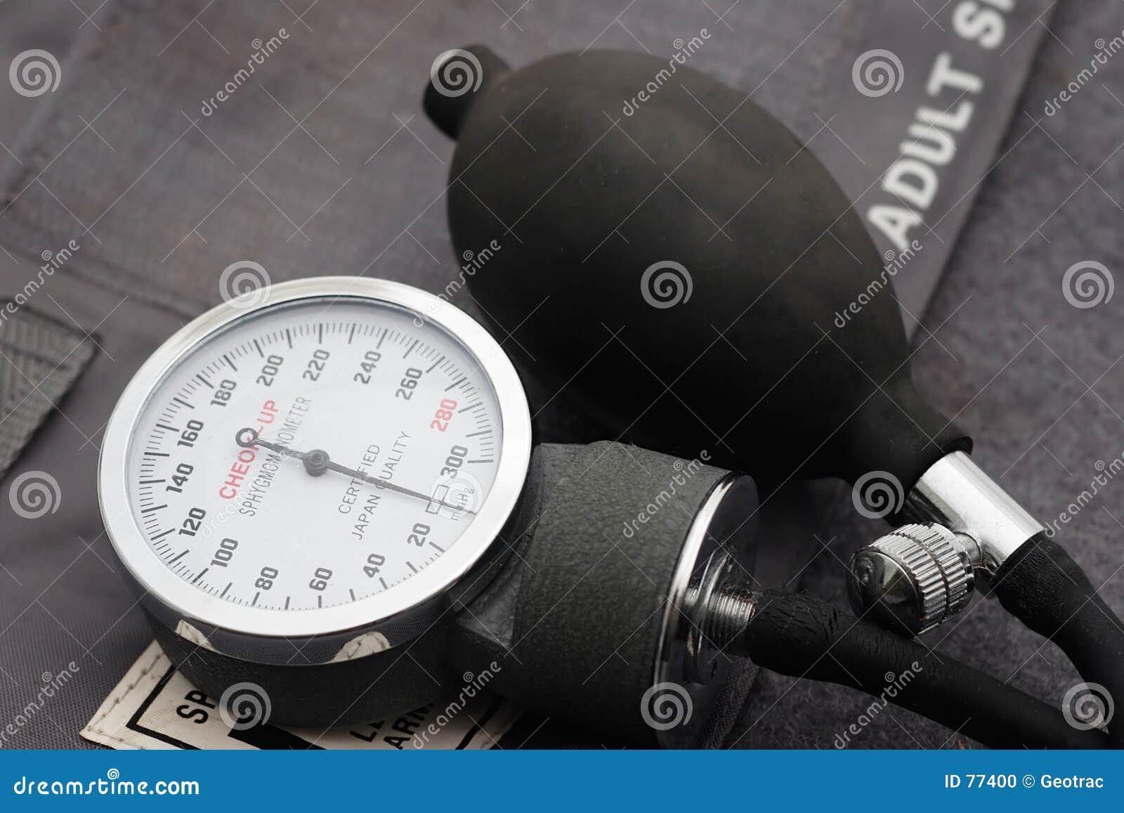 Medida da pressão sanguínea
