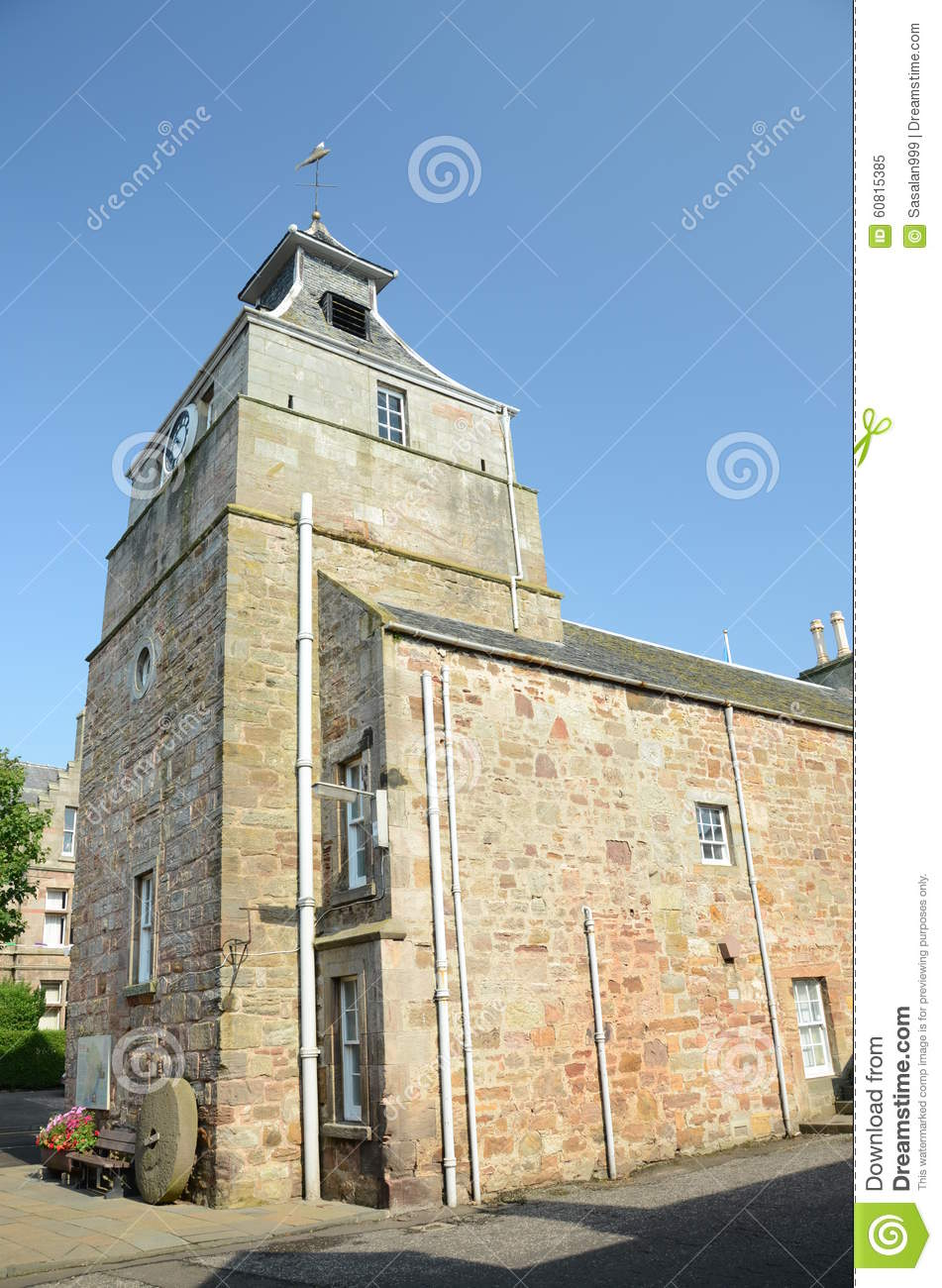Medieval Building Stock Photo - Image: 60815385