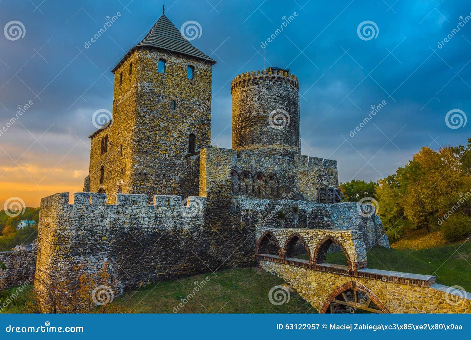 castle bedzin poland medieval - photo #20
