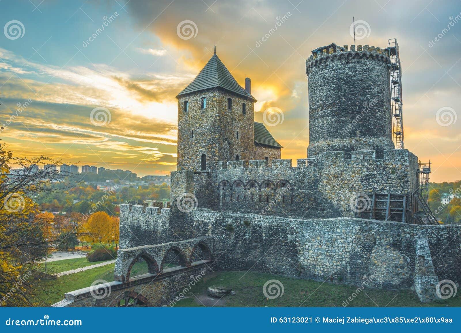 castle bedzin poland medieval - photo #7