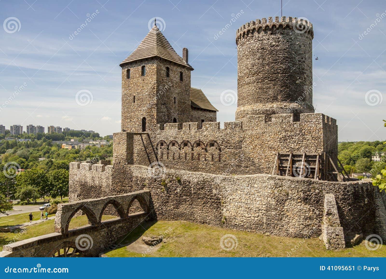 castle bedzin poland medieval - photo #14