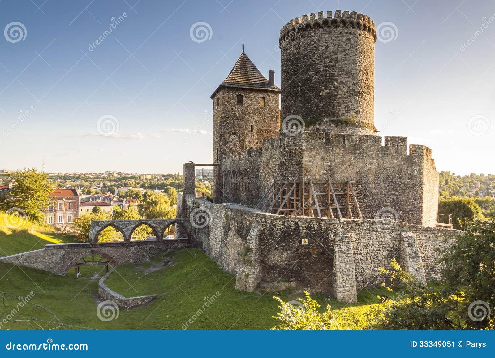 castle bedzin poland medieval - photo #5