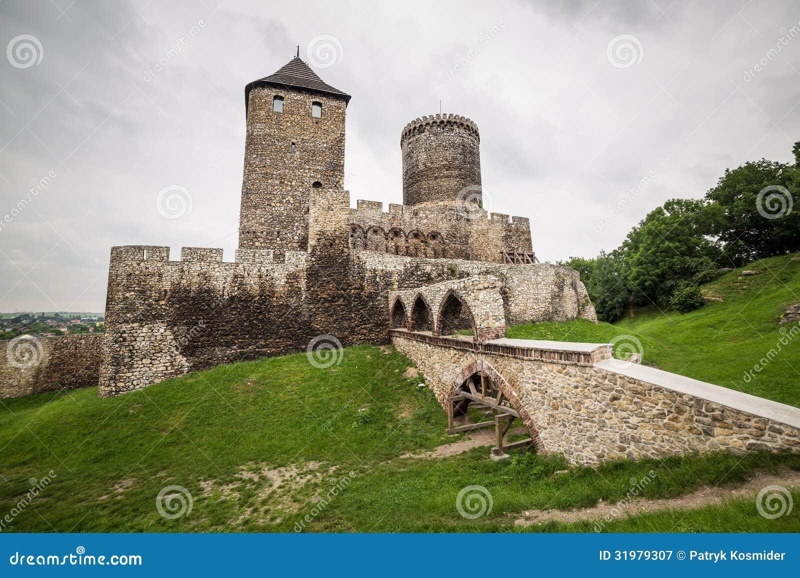 castle bedzin poland medieval - photo #2