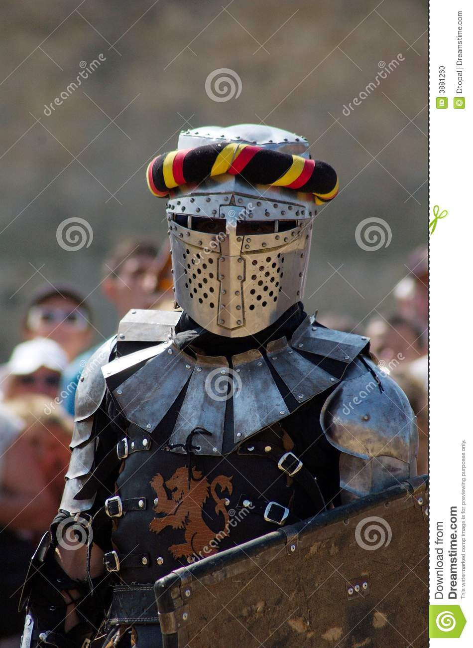 medieval european knight stock photo image of blade