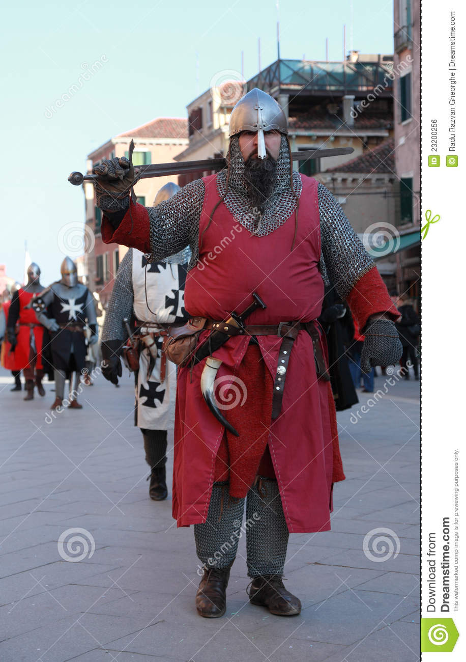Medieval Fighter Editorial Photo Image Of Sword Crusader