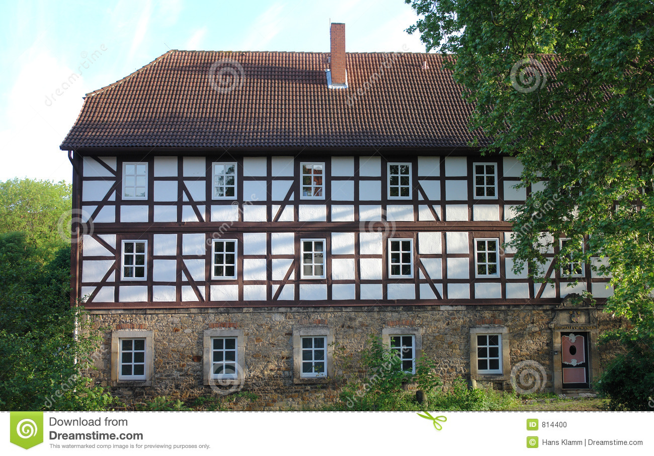 Medieval Hospital Stock Photo - Image: 814400