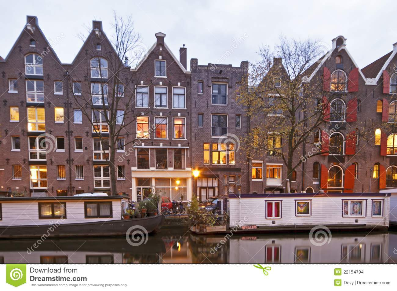 Pictures of houses in the netherlands