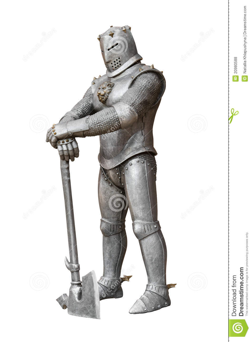 Medieval Knight Weapons And Armor