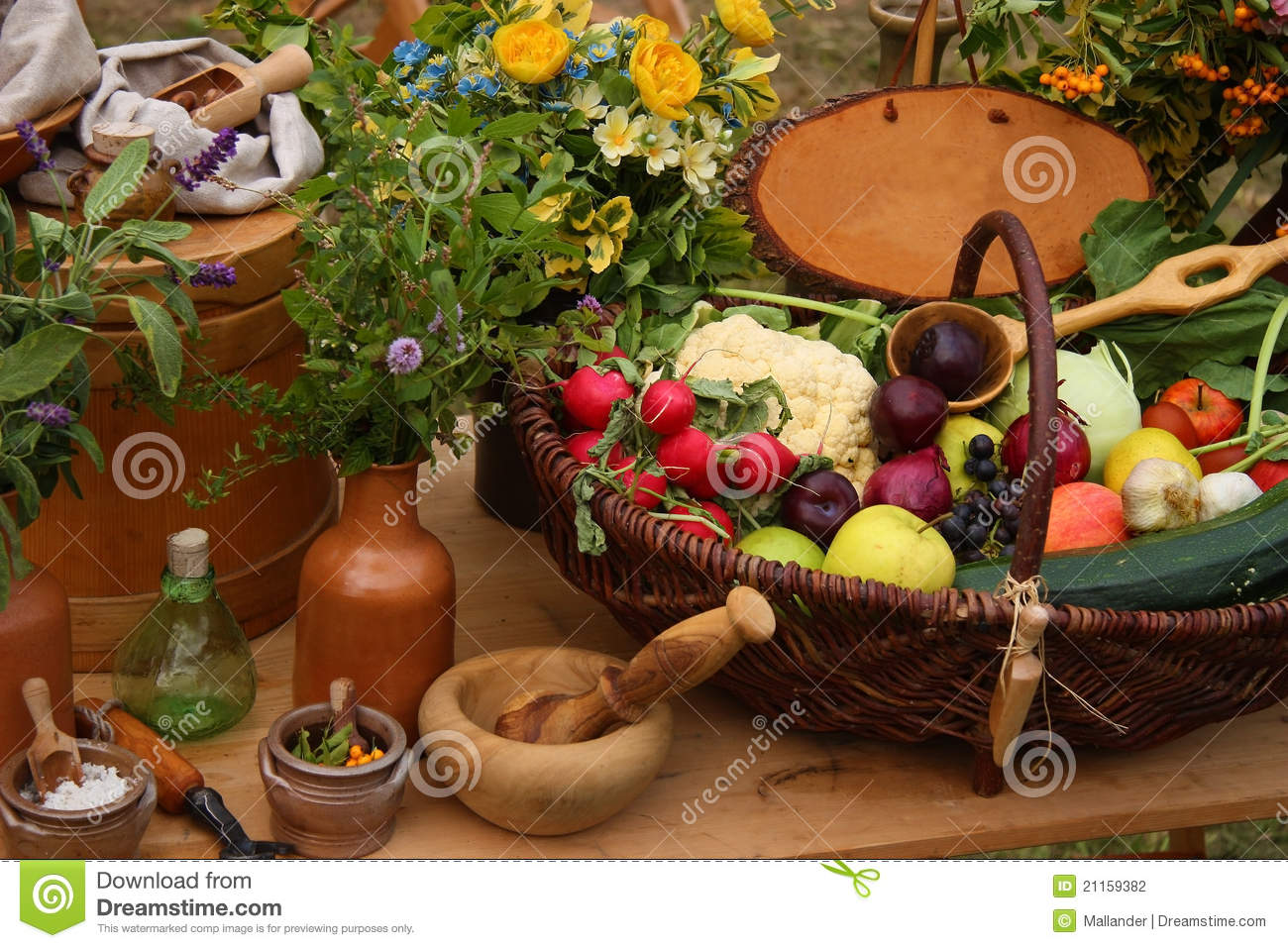Medieval Medicine Stock Photography Image 21159382