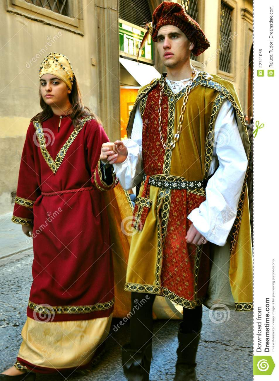 medieval parade in italy editorial photo image of march