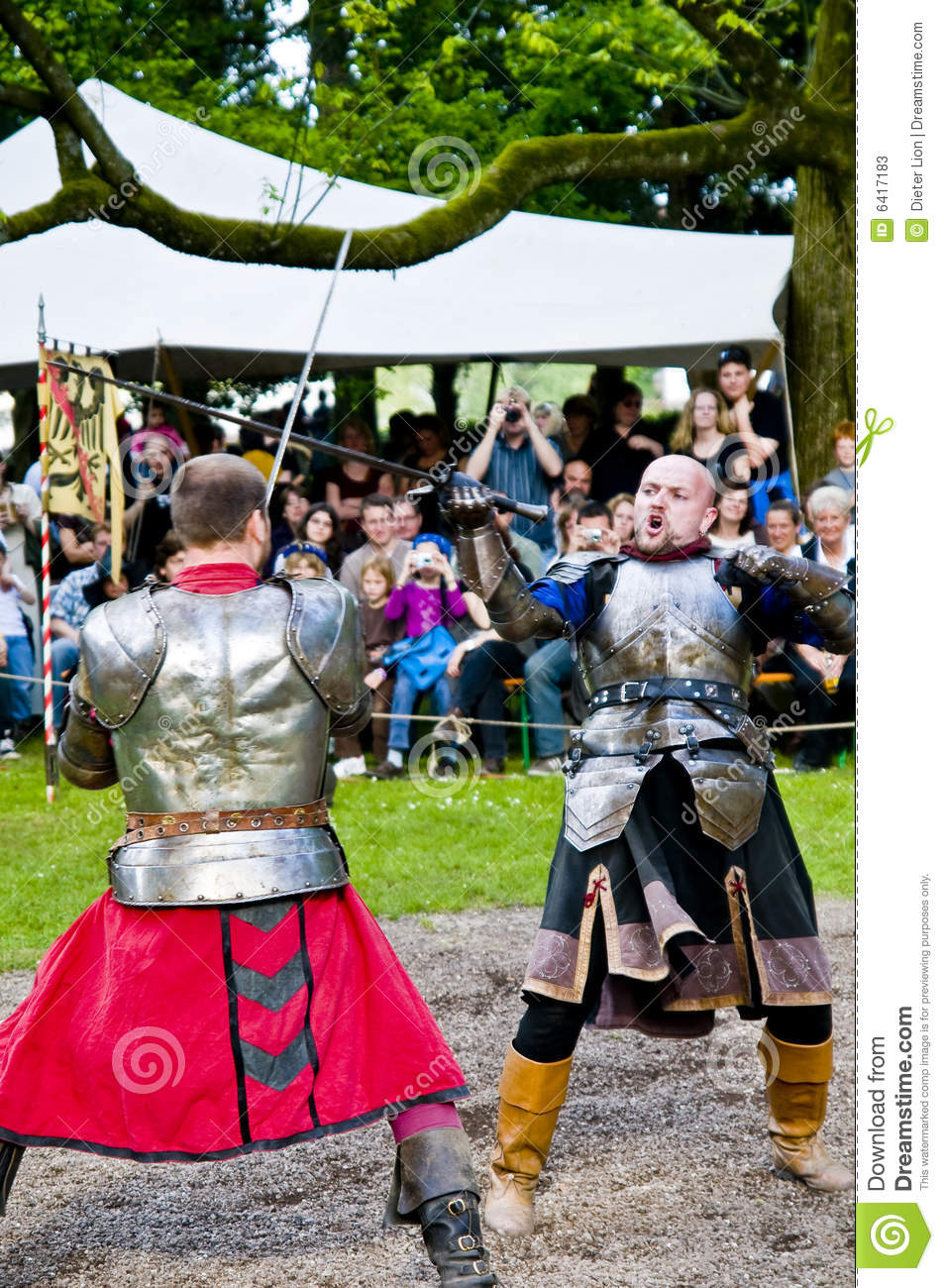 medieval soldiers editorial stock photo image 6417183