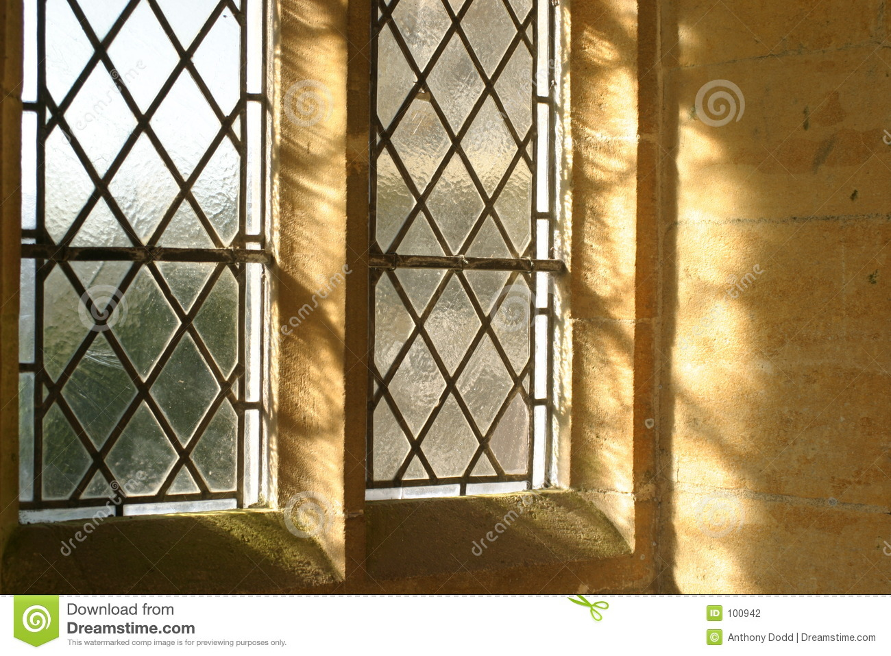 Medieval Window Stock Photography Image 100942