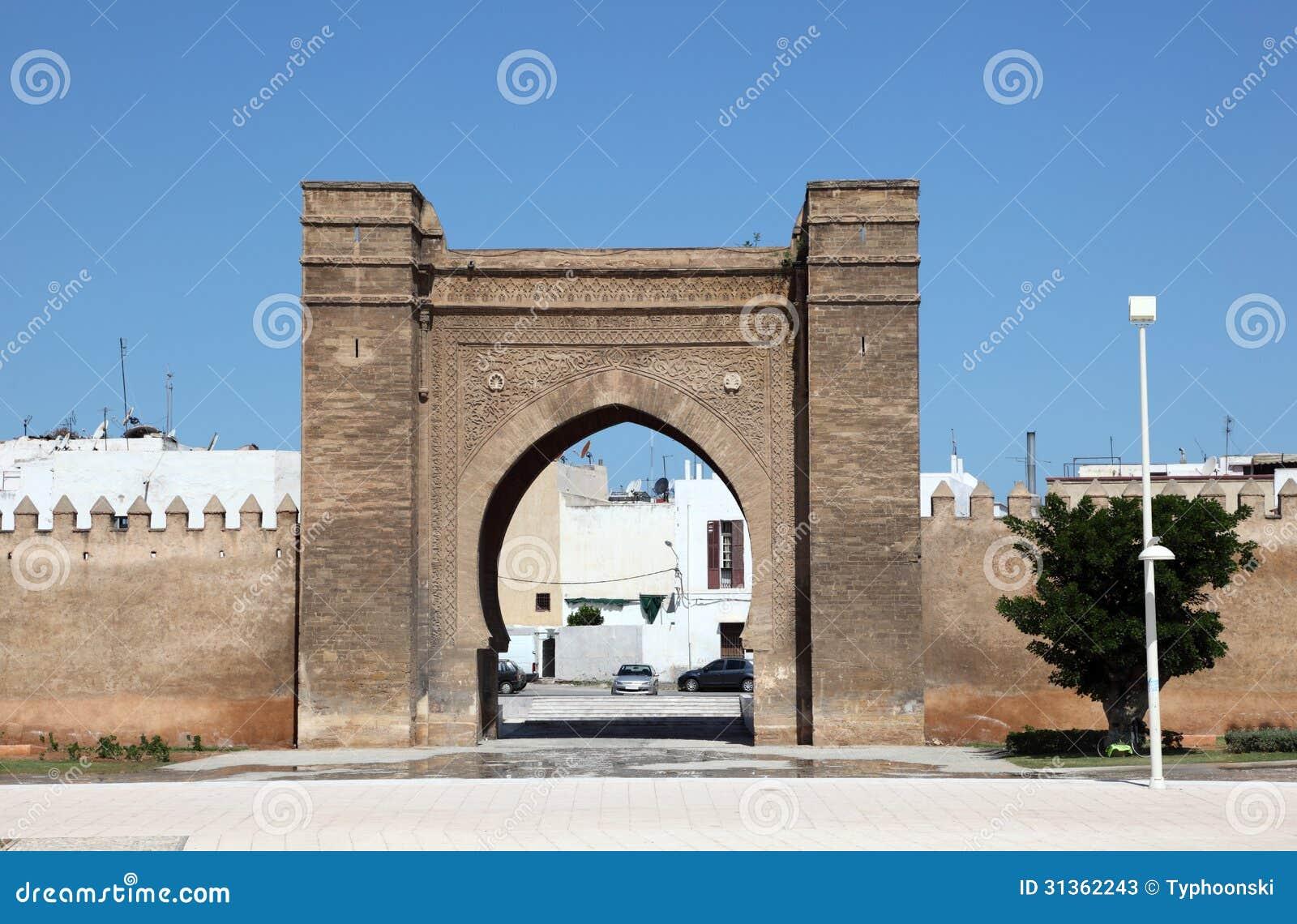 Medina de la venta, Marruecos