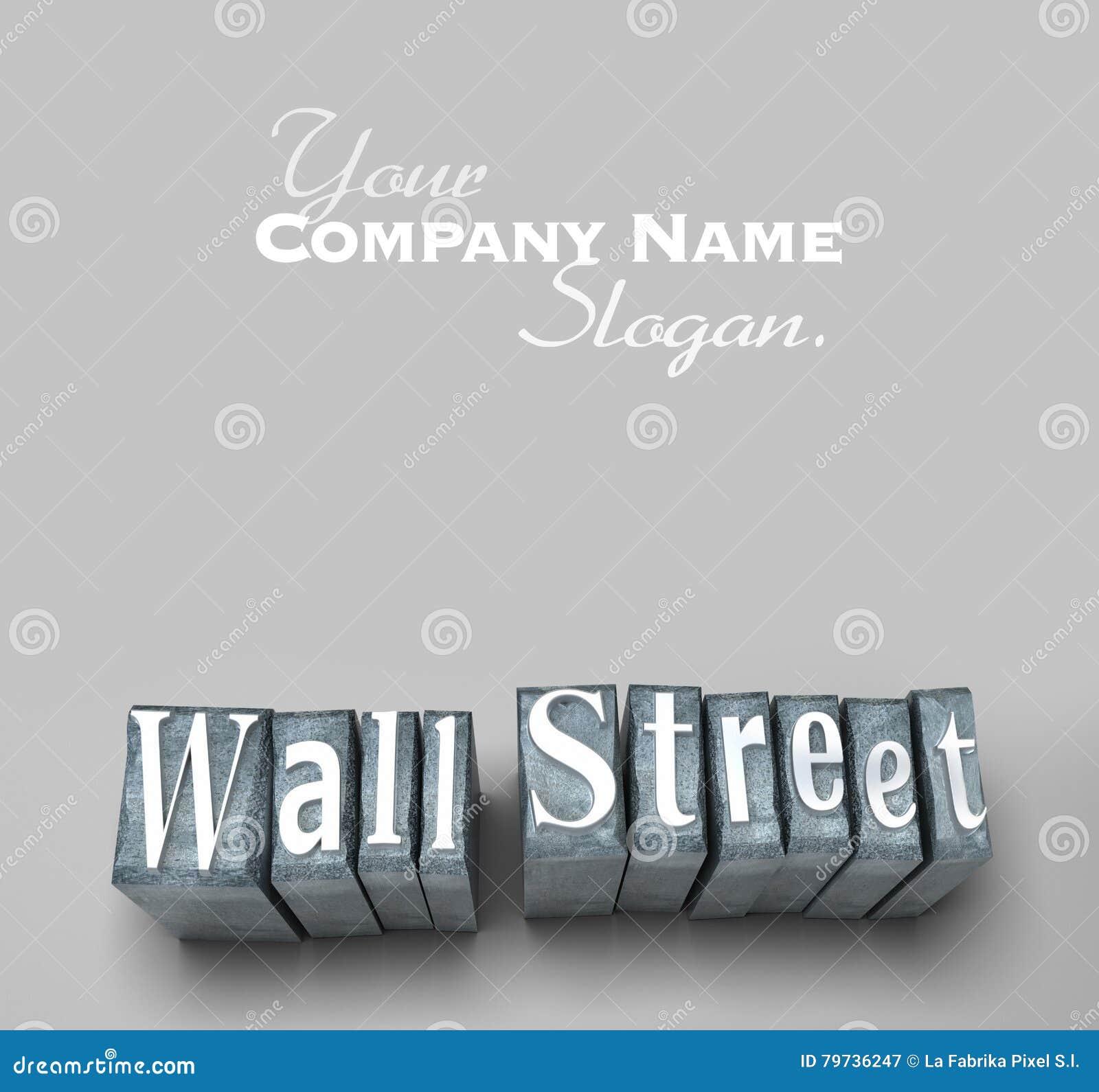 Medios de Wall Street